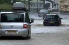 Holidaymakers winched out as 'frightening' floods hit Welsh villages