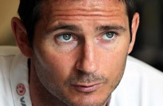 Lampard hopes England can emulate Chelsea