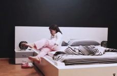 VIDEO: Children of the world rejoice! The self-making bed has arrived