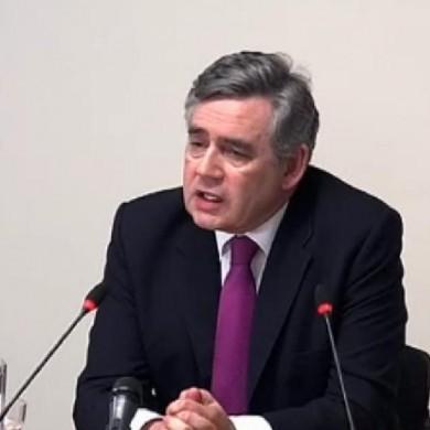 Leveson: Gordon Brown contradicts Murdoch, criticises The Sun