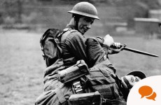 Column: Time to ask questions about Irish army deserters during World War II