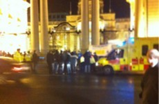 Gardaí investigate claims activist was hit by ministerial car