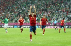 Match report: Spain run riot over hapless Ireland
