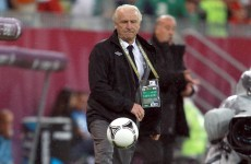Trapattoni: We didn't learn our lessons from Croatia game