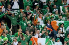 Slideshow: Twitter pays its respects to Irish supporters