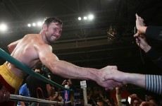 Title shot: Andy Lee ready to take care of business