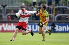 As it happened: Derry v Donegal, Ulster SFC