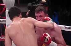 'My punches had no effect on him': Lee stopped in seven by Chavez