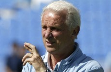 Trapattoni aims to go out on a high against Azzurri