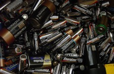 Ireland recycles equivalent weight of three Dublin Spires in batteries in 2011