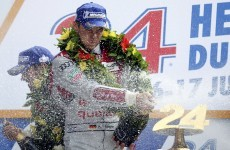 Audi clinches Le Mans 24-Hour title
