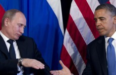 Syrian conflict: Obama and Putin issue joint call for peace