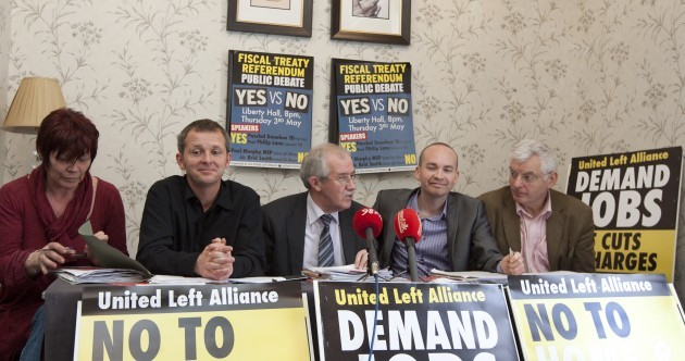 'It's imperative the left unites': How the ULA wants to become a political party