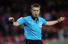 Irish refs may be asked to pass Scottish picket line