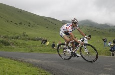 Johnny Hoogerland back for Tour de France