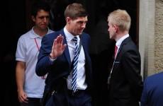 Gerrard vows to continue as England captain