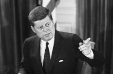 WATCH: Today in 1963, JFK made this speech...