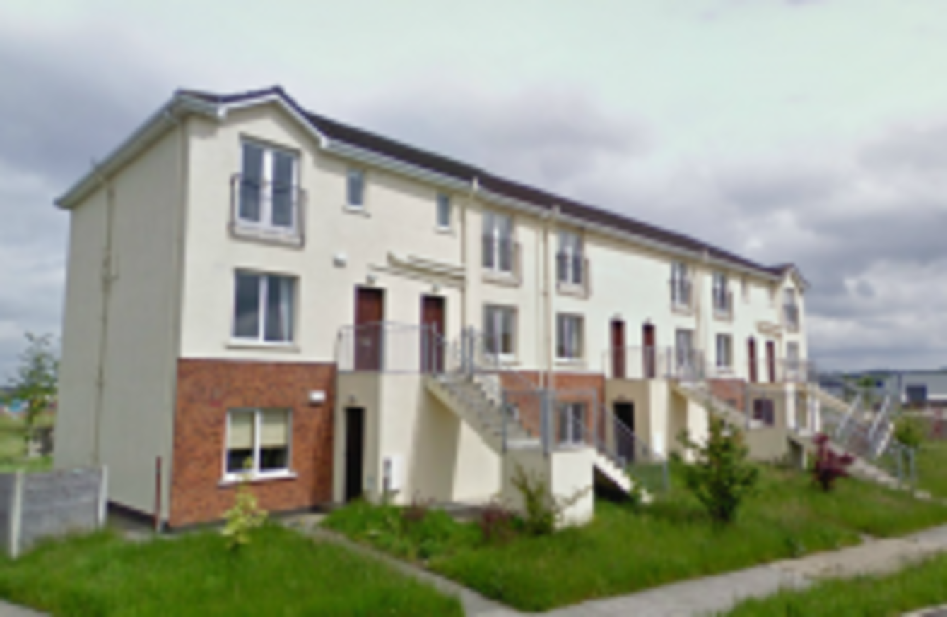 Nama confirms plan to demolish derelict longford apartment for Apartment block plans