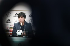 'The only thing I strive for is success' — Jogi Loew keeping his eyes on the prize