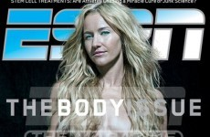 The ESPN Body Issue models were released today… see the athletes who have bared all before