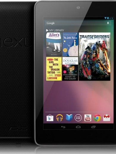 The Nexus 7: Take a look a Google's new baby