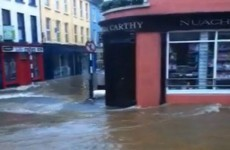 "Clonakilty ""was like Venice"" during floods"