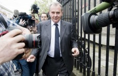 Seán Quinn escapes jail – for now – after being found guilty of contempt