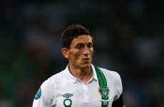 Done deal: Keith Andrews signs for Bolton