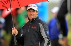 Irish Open: Harrington in contention