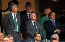 'UEFA award will be dedicated to James Nolan,' says Delaney