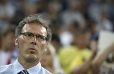 Blanc turns down chance to stay on as France manager