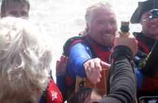 Richard Branson abandons bid to kite-surf the English Channel