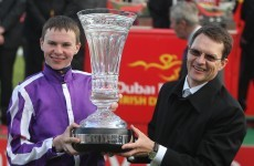 On the double: Camelot takes the Irish Derby