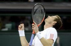 'I was very nervous,' admits relieved Andy Murray