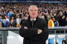 Deschamps quits Marseille hotseat
