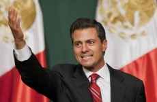 Mexico elects new president Enrique Pena Nieto