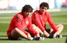 Fabio on loan to QPR as Rafael gets new United deal