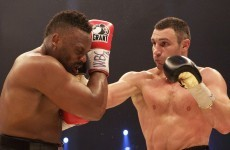 Mission to Moscow: Charr set for Klitschko grilling