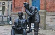 It's a long, long way to Tipperary: inspiring peace, not war