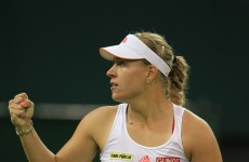Kerber downs Lisicki in battle of the blondes