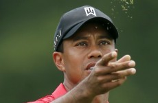 Tiger Woods could top $100million in career earnings this weekend