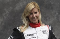 Formula One driver De Villota loses eye in test accident