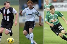 Who's been busy: Sligo bolster squad with three new signings