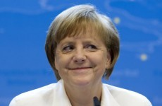Angela Merkel approval rating up after EU summit