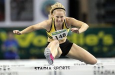 Stars come out for National Track and Field Championships