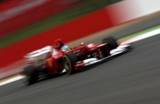 Alonso grabs first pole position in two years at Silverstone
