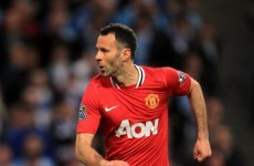 Ryan Giggs named as Team GB captain for the Olympics
