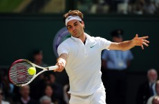 Wimbledon Mens' Final: Federer wins second set to draw level