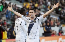 No place for Robbie Keane in All-Star team voted for by MLS fans