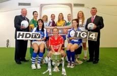 Sponsorship boost for Ladies Football